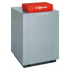 Газовый котел Viessmann Vitogas 100-F 29 кВт c автоматикой Vitotronic 100 тип КС4B(GS1D875)