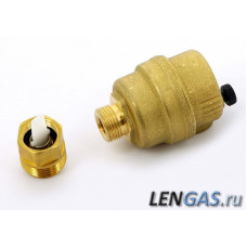 Воздушный клапан MICROVENT MKV15R/N  с отсекающим клапаном  (10004984)